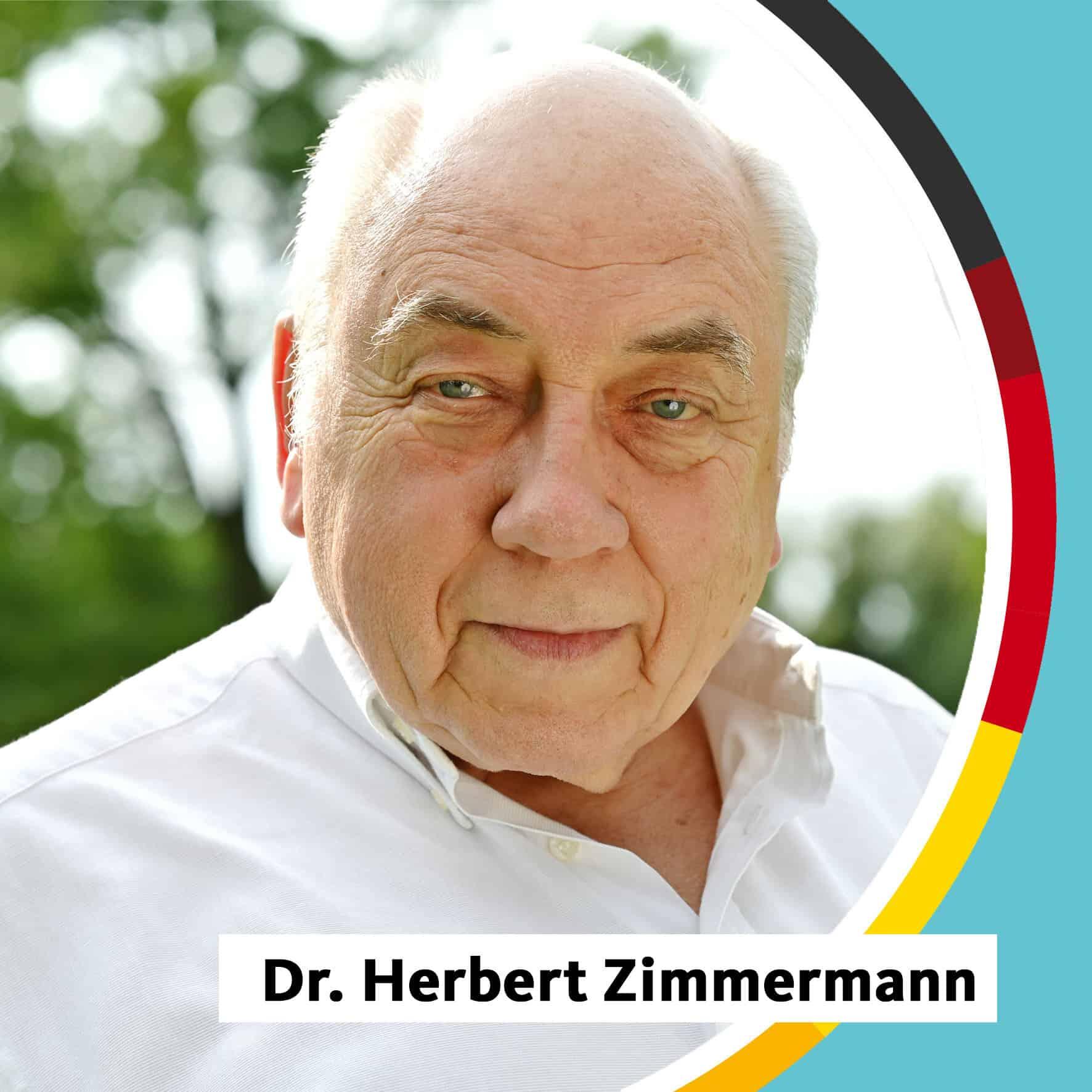 Dr. HErbert Zimmermann FB